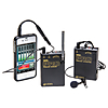 Azden WLX-PRO+i VHF Wireless Lavalier Microphone System for Cameras  and  Mobile