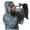 Manfrotto Pro Light #CRC-15 Video Raincover Black