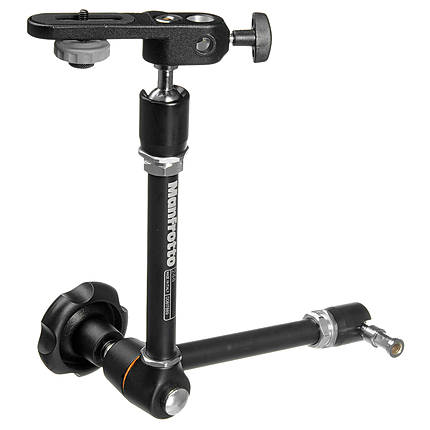 Manfrotto Variable Friction Magic Arm with Camera Bracket (244)