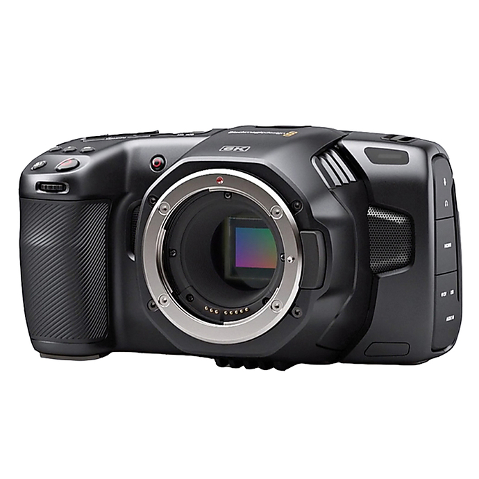 Blackmagic Pocket Cinema Camera 6k Ef Lens Mount Brand Shops Blackmagic At Unique Photo