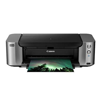 Canon PIXMA PRO-100 Wireless Professional Inkjet Printer - Black