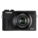 Canon PowerShot G7X Mark III Digital Camera (Black)