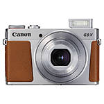 Canon PowerShot G9 X Mark II Digital Camera - Silver