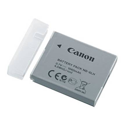 Canon NB-6LH Li-Ion Battery for Select S-series  and  SX-series Cameras