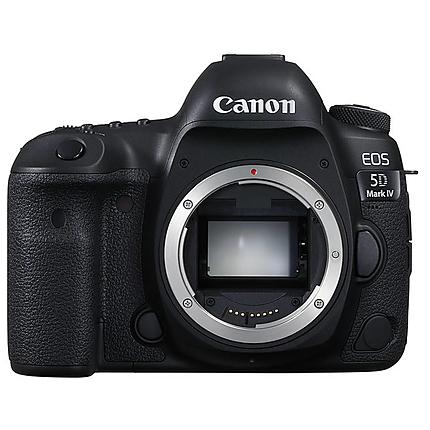 Canon EOS 5D Mark IV DSLR with 24-70mm IS USM Lens Kit