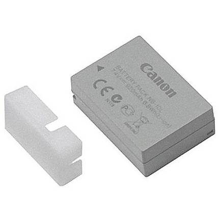 Canon NB-10L Battery Pack for Select Canon Cameras