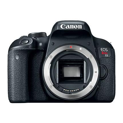 Canon Eos Rebel T7i Digital Slr Camera Body Only