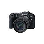 Canon EOS RP Mirrorless Digital Camera with RF24-105mm f/4-7.1 IS STM Lens