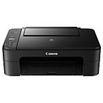 Canon PIXMA TS3120 Wireless All-in-One Inkjet Printer - Black