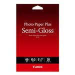 Canon Photo Paper Plus Semi-Gloss 5x7 20 Sheets