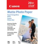 Canon 13X19 Matte Photo Paper (20 Sheets)