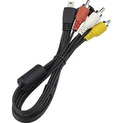 Canon AVC-DC400ST Stereo AV Cable (Black)
