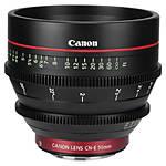 Canon CN-E 50mm T1.3 L F Cinema Prime Lens (EF Mount)