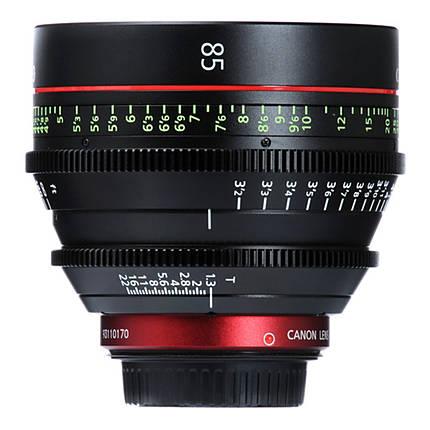 Canon CN-E 85mm T1.3 L F Cinema Prime Lens (EF Mount)