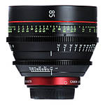 Canon CN-E 85mm T1.3 L F Cinema Prime Lens (EF Mount)