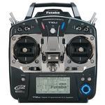 Futaba 10JH 2.4 GHz S/FHSS Helicopter Radio System w/R3008SB Receiver