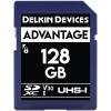 Delkin Devices 128GB SDXC Elite 633X 95MB/s Read 80MB/s Write