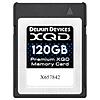 Delkin Devices Premium 120GB XQD Version 2.0 Memory Card 2933X