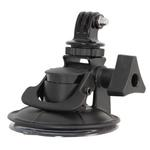 Delkin Devices Fat Gecko Stealth Suctin Mount With Adapter For GoPro