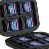 Delkin Devices Water Resistant Tote for up to 8 CF Memory Cards