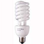 DLC E.P.C. CFL 150Watt 110Volt 5500 Kelvin Spiral Screw-In Flourescent Lamp