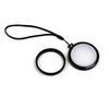 DLC DL-2567 67mm White Balance Disk And Lens Cap