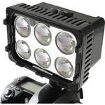 DLC DV1300 High Power 1300 Lumens Variable Power LED Light