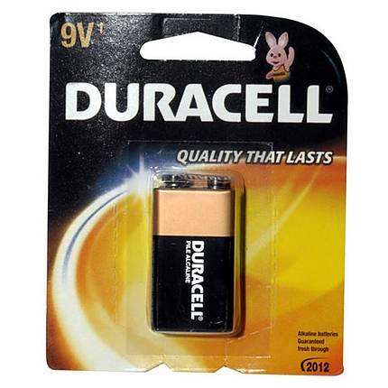 Duracell 9V 1-PK Alkaline Battery (Imported)