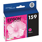 Epson 159 UltraChrome Hi-Gloss 2 Magenta Ink Cartridge for R2000