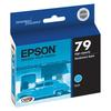 Epson T079 Claria Hi-Definition Cyan Ink Cartridge