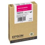 Epson T6053 UltraChrome K3 Vivid Magenta Ink 110ml for Stylus Pro 4880