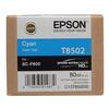 Epson Ultrachrome HD Cyan Ink Cartridge for P800 Printer