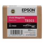 Epson Ultrachrome HD Vivid Magenta Ink Cartridge for P800 Printer