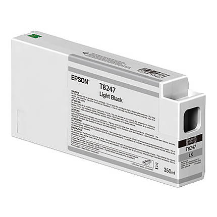 Epson Ultrachrome HD Light Black Ink Cartridge (350 ML)