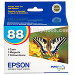 Epson 88 Multi-Pack Color DURABrite Ultra Ink Cartridges