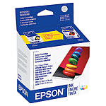Epson Color Ink Cartridge for Select Epson Stylus Color Printers