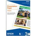 Epson 11x17 Presentation Matte Paper - 100 Sheets