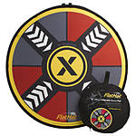 ExpoImaging - FlatHat 32 inch (80cm) Drone Pad - Gold Red