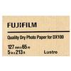 Fujifilm 5x213 DX100 Inkjet Paper Lustre for Frontier-S DX100 Printer