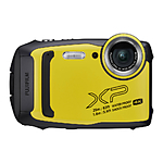 Fujifilm FinePix XP140 Yellow w/ SD Card