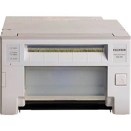 Fujifilm ASK 300 Digital Photo Printer System (White)