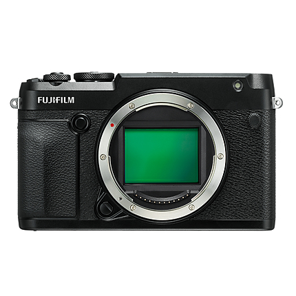 Fujifilm GFX 50R Medium Format Mirrorless Camera Body (Black)