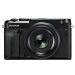 Fujifilm GFX 50R Medium Format Mirrorless Camera with GF63mm Lens