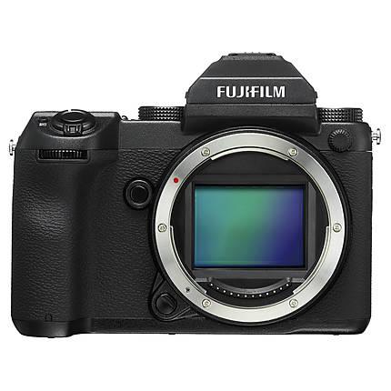 Fujifilm GFX 50S Medium Format Mirrorless Camera Body