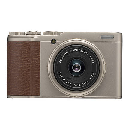 Fujifilm XF10 Digital Camera (Champagne Gold)