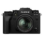 Fujifilm X-T4 Mirrorless Digital Camera with XF18-55mmF2.8-4 Kit (Black)