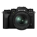 Fujifilm X-T4 Mirrorless Digital Camera with XF16-80mmF4 Kit (Black)