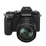 FUJIFILM X-S10 Body w/XF18-55mm F2.8-4 R Lens Kit - Black