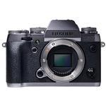 Fujifilm X-T1 16.3MP Mirrorless Digital Camera (Body Only) -Graphite Silver