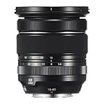 Fujifilm XF 16-80mm F4 R OIS WR PD Lens - Black
